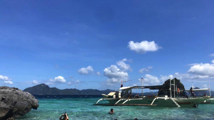 エルニド「アイランドホッピングツアーA」の感想。シュノーケリングもビーチも両方楽しい現地ツアー