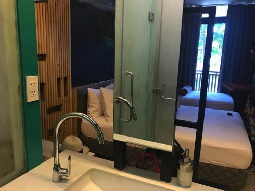 hotelcovo洗面台