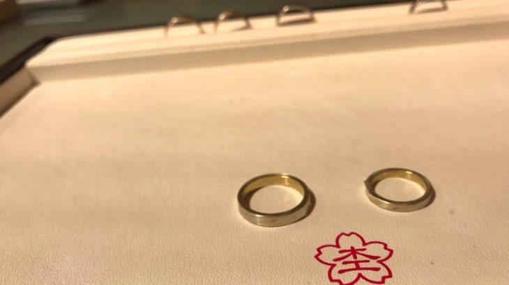 「もくめがねや」で結婚指輪制作までの過程や期間、値段を紹介します!